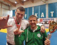 Krzysztof Wiłkomirski i Kacper Larem brązowymi medalistami Mistrzostw Polski!