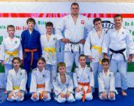 Trening technniczny i Randori z Maciejem Sarnackim