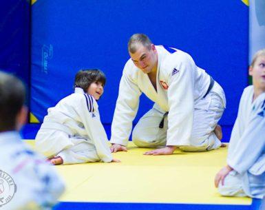 Korzyści dla dzieci szkolnych wynikające z trenowania judo